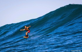 Im Schwell vor Hawaii © Hamilton©Guy/Hamilton