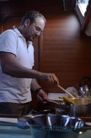 Jan von der Bank, Kochen