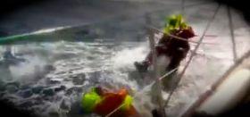 Mann über Bord, Clipper Race