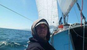 """Munetra""-Skipper André Kinzler (33) © privat"