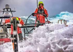 Camper Volvo Ocean Race