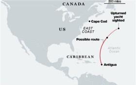 """Die Route der """"Rafiki"""" © google-maps"""