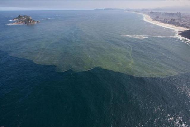Rio, Olympiade, Müll, Meeresverschmutzung