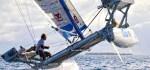 6,20 m kurz, aber lang genug, um um die Welt zu segeln! © tisserand