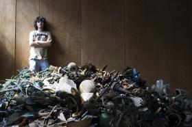 Der junge Held und der Müll – vielelicht polarisierend, aber der Mann macht was! © ocean cleanup