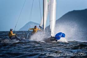 Juerg Kaufmann zeigt SST-Action vom Feinsten © kaufmann