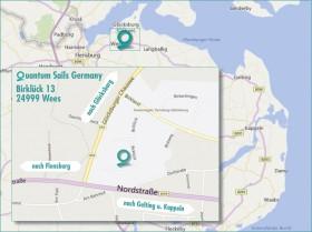 Quantum Sails Headquarter in Wees bei Flensburg