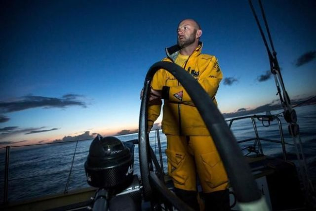 Ian Walker, Volvo Ocean Race