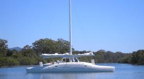 Das Proa-Prinzip auf einem Cruiser-Racer © harryboats