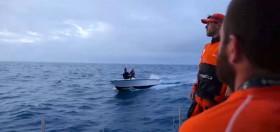 Vestas Rettungsboot