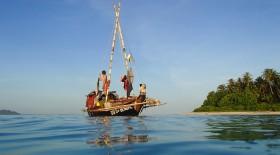 Gold of Bengal aus 100% Naturfaser gebaut © nomade des mers
