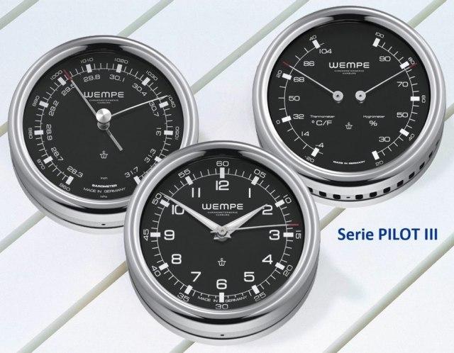 Wempe Instrumenten-Serie Pilot III