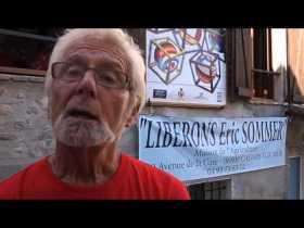 Der Vater des Inhaftierten kämpft seit Jahren für die Freilassung oder zumindest für den Prozessbeginn seines Sohnes © sommer