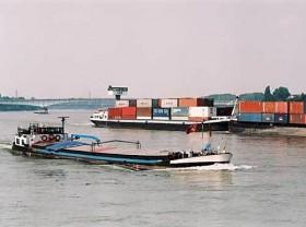Noch kostenloser Schiffsverkhr auf dem Rhein © bundesverkehrsministerium