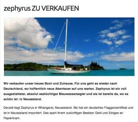 """Ausführliche Details zur """"Zephyros"""" gibt es auf www.sauweitweg.com"""