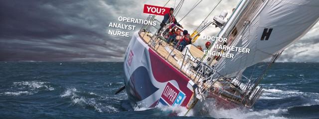 Ultimative Herausforderung – nicht nur für die Skipper © CRW