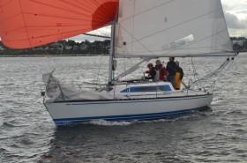 Hervorragend in jedem Einsatzbereich: Als Familien- und als Regattaschiff © stumm
