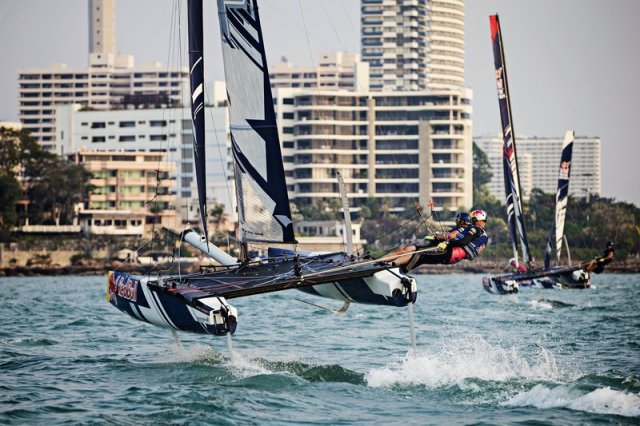 Red Bull Foiling