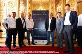 America's Cup, Team France, Franck Cammas