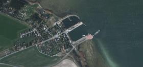 Der Hafen von Stahlbrode. ©google maps
