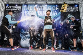 Der überlegene Sieger ist Match Race Weltmeister Tylor Canfield. © Adstream AB /Henrik Ljungqvist