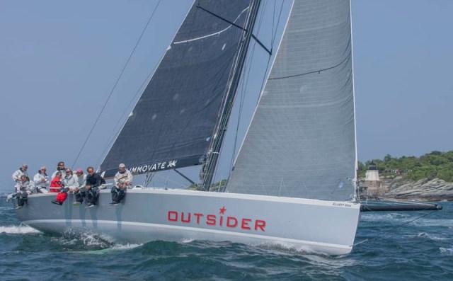 Transatlantic Race, Outsider, Interview