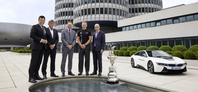America's Cup BMW