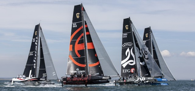 GC32 Extreme Sailing Series