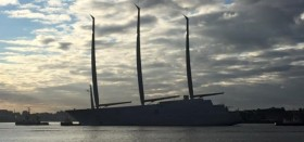 "Sailing Yacht ""A"""