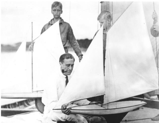 Präsident, Roosevelt, Segeln