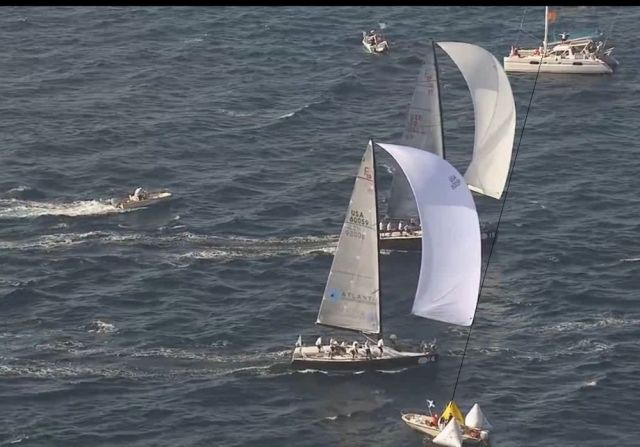 Finish Race 11 Worlds2015 b