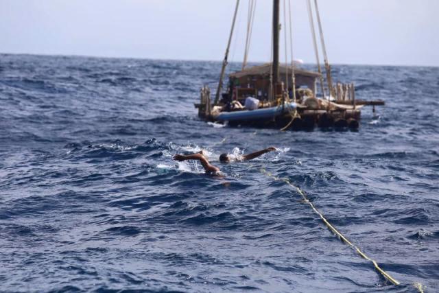 Kon Tiki 2, Expedition, Inka, Polynesien, Urvolk