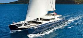 Megayacht, Hemisphere, Katamaran