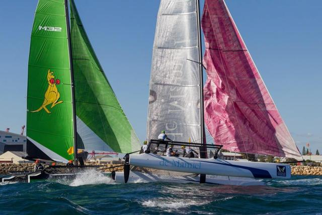 World Match Race Tour