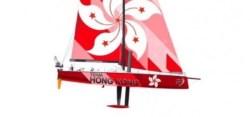 Team Hong Kong Ocean Racing.