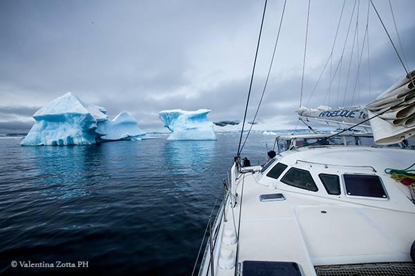 """In der antarktis : """"Das schönste Jahr meines Lebens"""" © lifetime cruise"""