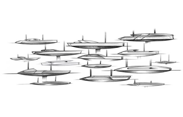 superyacht, Cauta, Vision, Design