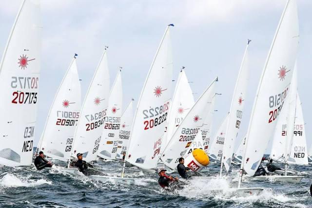 Laser U21 Worlds Kiel