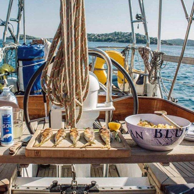 langfahrt, Blauwasser, junge Crew