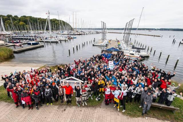 Segel-Bundesliga Qualifikation 2016