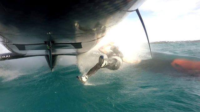 Mann über Bord, Oracle