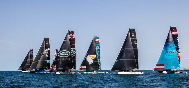 GC 32 Class Championship 2017, Oman