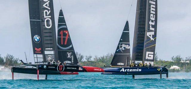 America's Cup, Bermuda
