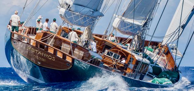 Hetairos, Maxi Yacht Rolex Cup 2015