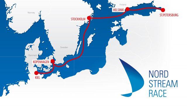 Nord Stream Race, Segelliga, Balticstaaten