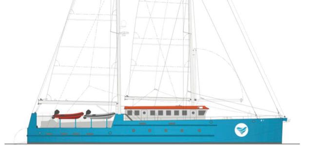Sea Mercy, Sozialprojekt, Katastrophenhilfe