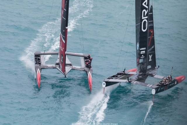 America's Cup, Oracle Neuseeland
