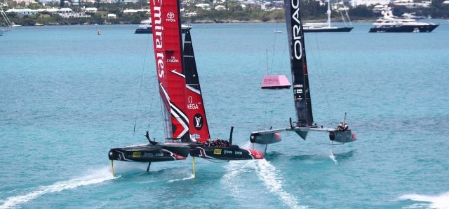 36. America's Cup