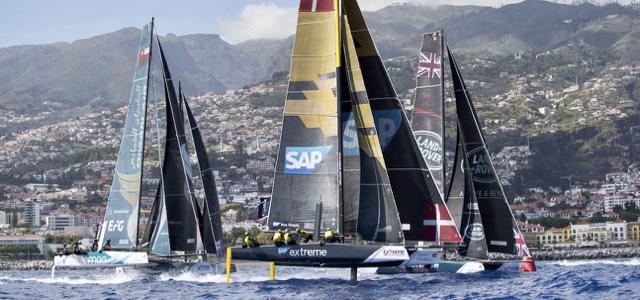 Extreme Sailing Series, Barcelona