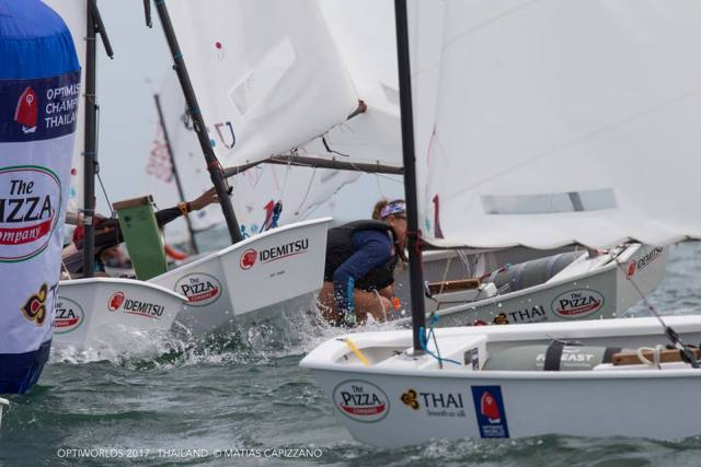 Optimist Worlds 2017